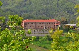 Holy Abbey of the Assumption of the Virgin in Metsovo